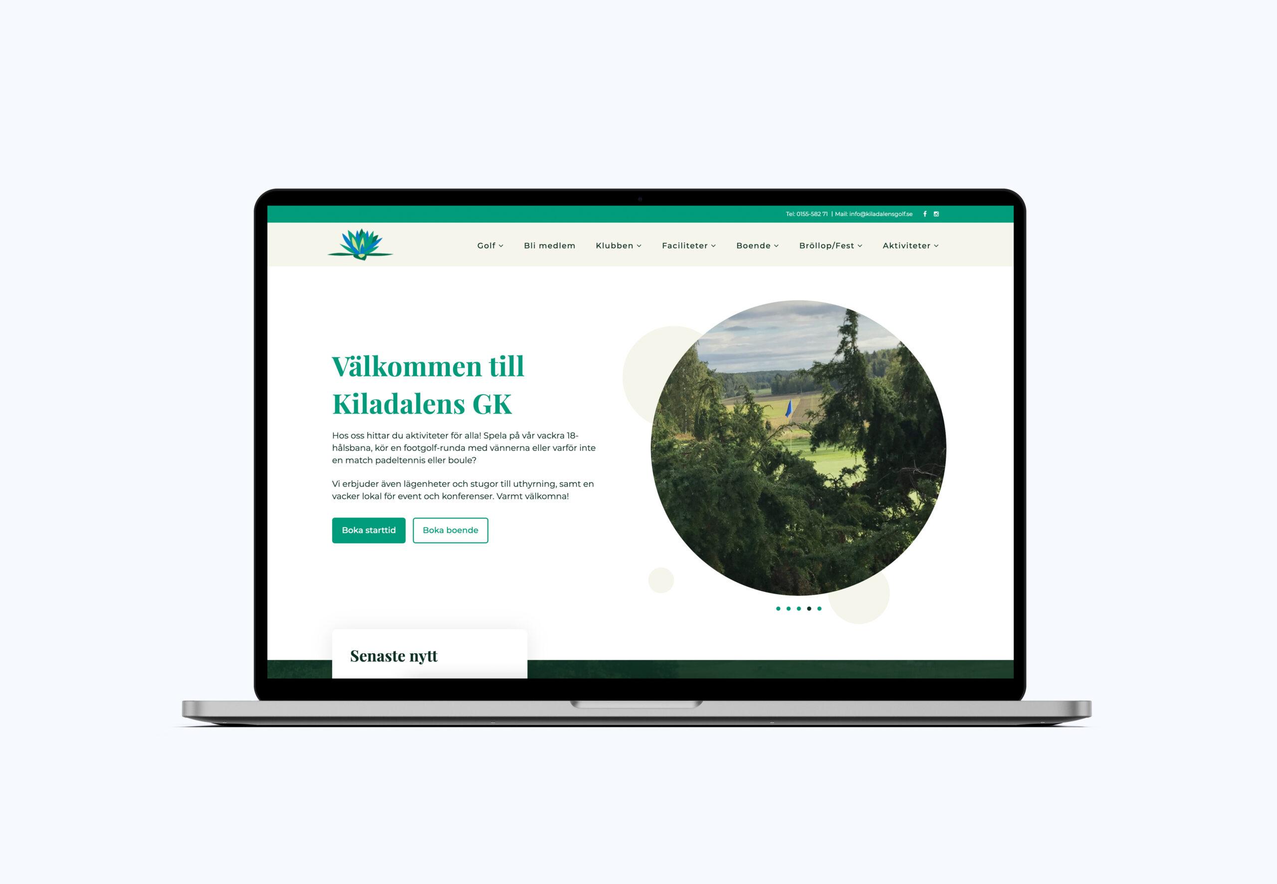 "Featured image for ""Kiladalens Golfklubb"""